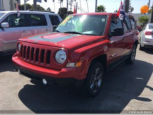 2016 Jeep Patriot Sport for Sale in Oxnard, CA