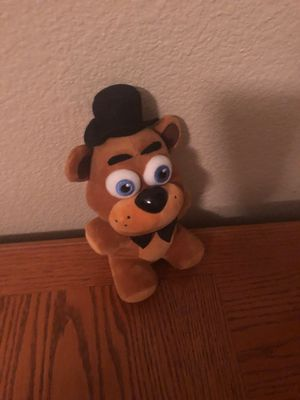 Five nights at Freddy's plushie for Sale in Buckeye, AZ