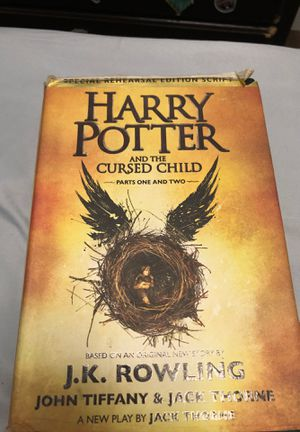 Last of the Harry Potter books for Sale in Downey, CA