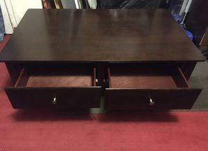 Large coffee table/TV Stand $150 for Sale in Philadelphia, PA