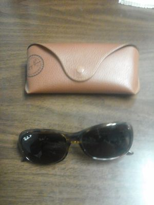 Ray Ban RB 4061 sunglasses with carrying case for Sale in Charlotte, NC