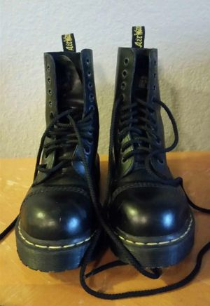 Steel Toe Dr. Martens Boots for Sale in Index, WA