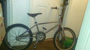 Chrome Schwinn predator bmx bike for Sale in Nashville, TN