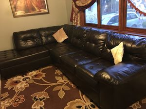 Sectional couch for Sale in Malden, MA