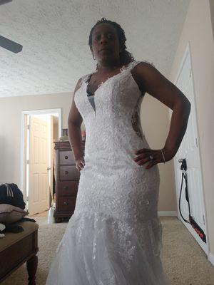 Wedding dress for Sale in Hampton, GA
