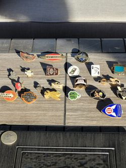 Harley Davidson Pins for Sale in Spokane, WA