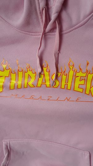 Thrasher hoodie (used 2x only) for Sale in Whittier, CA