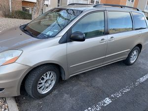 Toyota Sienna 2007 for Sale in Morrison, CO