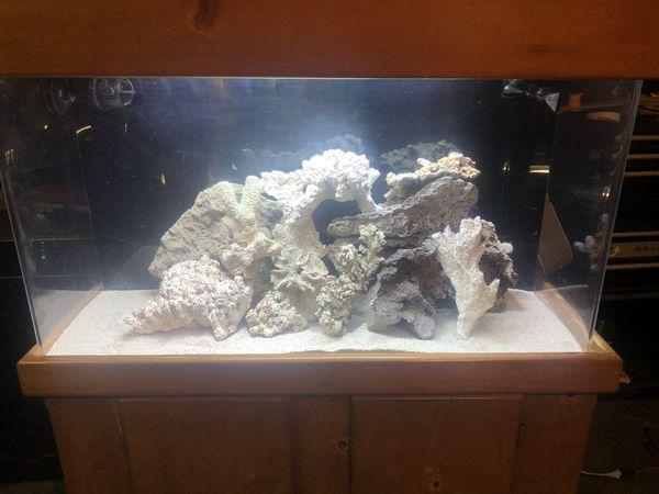 50 Gallon acrylic Fish Tank Aquarium