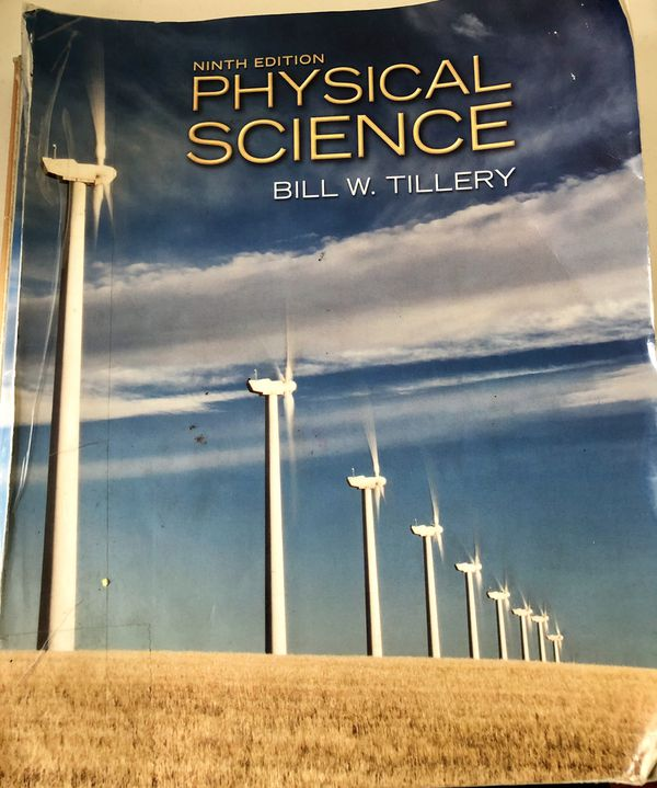 Physical Science by Bill W. Tillery (2011, Paperback)