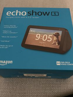 Echo Show 5 for Sale in Plymouth,  MA