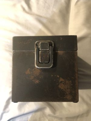 Industrial Look Metal Deco Box for Sale in Laurel, MD