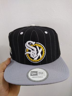 SOX AND CHANCE THE RAPPER COLLAB NEW ERA SNAPBACK HAT BRAND NEW for Sale in South Gate, CA