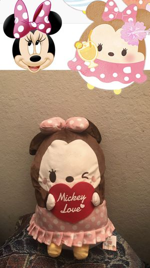 MINNIE MOUSE VALENTINE PLUSHY / BRAND NEW for Sale in Ontario, CA