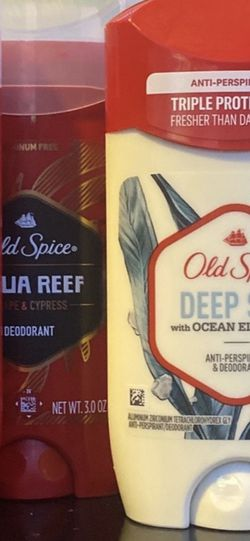 Old Spice Deorant Antiperspirant $4 Each for Sale in Los Angeles,  CA