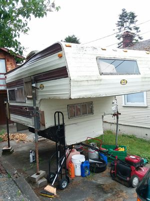 1984 S and S camper for Sale in Stanwood, WA