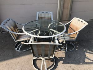 Patio Set for Sale in Moreno Valley, CA