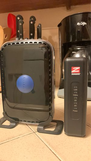 THIS IS A DEAL - Cheap Modem and Router Combo for Sale in San Diego, CA