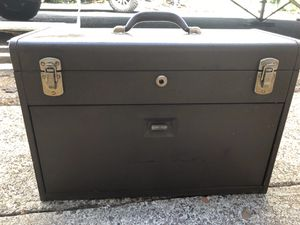 Kennedy tool box w tools for Sale in Springfield, OR