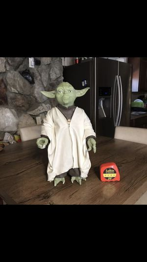 Stars wars yoda original action figure $40 best offer for Sale in Paramount, CA