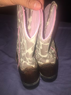 Girl ariat boots size 13 for Sale in Soledad, CA