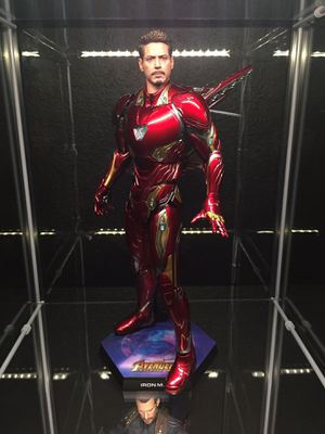 Hot toys mk50 iron man figure for Sale in El Mirage, AZ