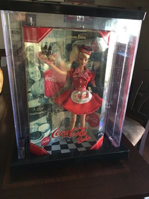 Coca Cola Barbie for Sale in Fountain, CO