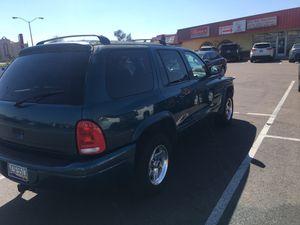 Durango,2000 en muy buenas condiciones for Sale in Phoenix, AZ