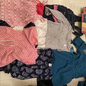 Free Baby Girl Clothing And Books for Sale in San Mateo, CA
