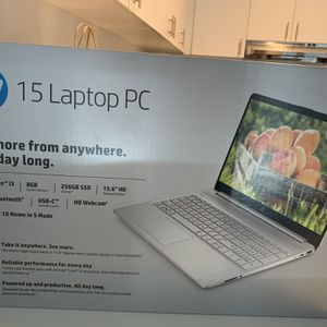 """15"""" HP Laptop (8 GB RAM) for Sale in San Diego, CA"""