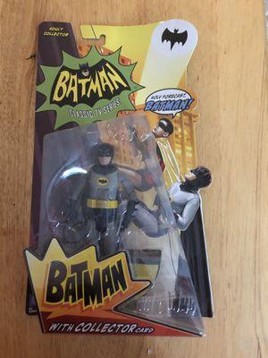 Batman '66 Action Figure. Mint in Box! for Sale in Rockwall, TX