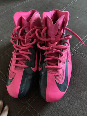 Nike vapor pro cleats size 10 for Sale in El Paso, TX