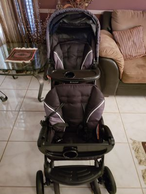 Double Stroller Baby Trend for Sale in Orlando, FL