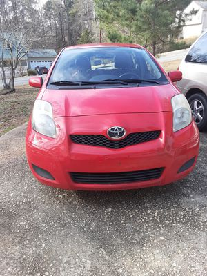 2009 Toyota yaris. Gas saver. Current emissions for Sale in Lawrenceville, GA