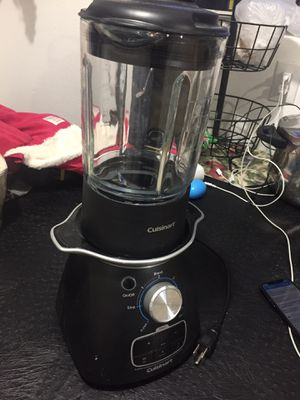 Cuisinart soup blender for Sale in Denver, CO