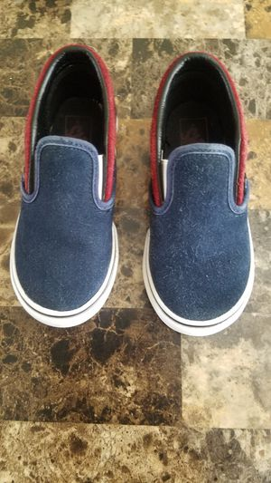 Van's size 9.5 Toddler for Sale in NEW PRT RCHY, FL