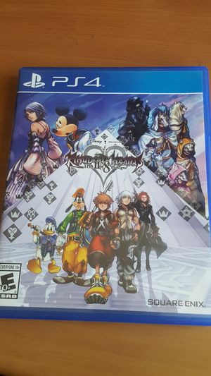 Kingdom Hearts 2.8 - PS4 for Sale in Los Angeles, CA
