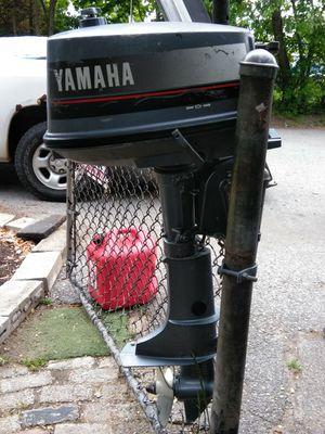 Yamaha 4-HP outboard for Sale in Warwick, RI