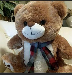 LARGE SOFT PLUSH TEDDY BEAR for Sale in Wilmington, DE
