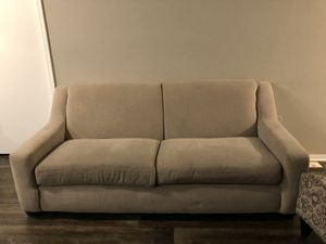Cozy couch and chair - great for small apartments for Sale in Orlando, FL