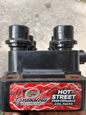 Hot street coil pack for Sale in Morrow, GA