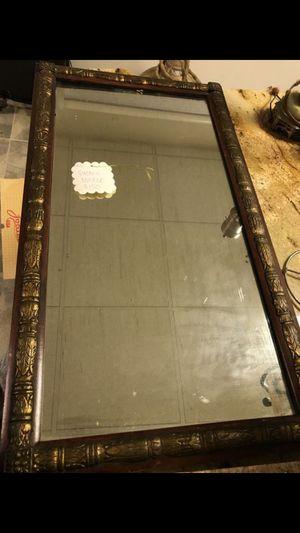 Antique rectangular Mirror for Sale in Thomasville, NC