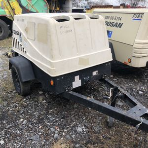 2013 Doosan 185 Towable Air Compressor for Sale in West Chester, PA