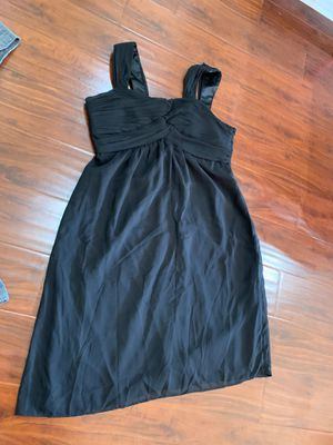 Brand new with tags size medium by motherhood maternity holiday /wedding dress /fancy dress / date night dress :) with a zipper up side black for Sale in Chandler, AZ