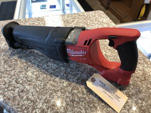 Milwaukee Fuel Brushless Reciprocating Saw M18 for Sale in OH, US