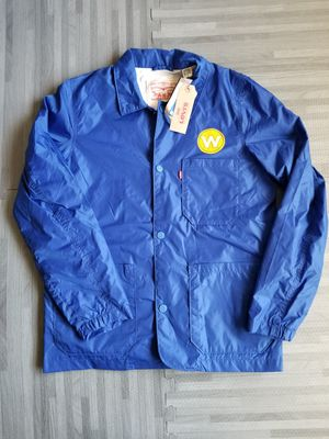 Levi's NBA Golden State Warriors Club Jacket Men's Size Small & 3XL for Sale in San Diego, CA