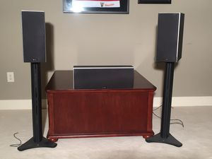 REDUCED! Polk Audio Surround speakers (3) for Sale in Trappe, PA