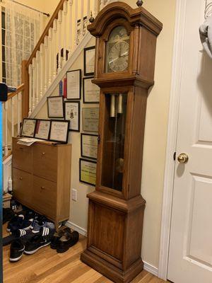 Piper Grandfather Clock for Sale in Renton, WA