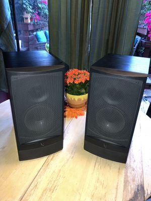 Infinity RS3 bookshelf speakers for Sale in Oceanside, CA