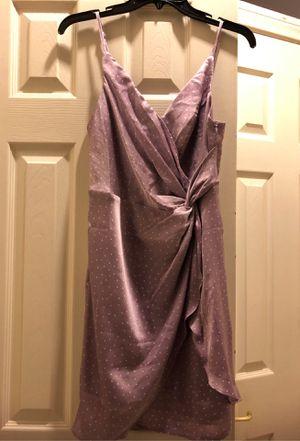 Lavender women dress size small for Sale in La Puente, CA